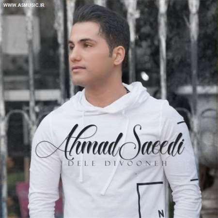 آهنگ جدید احمد سعیدی به نام دل دیوونه