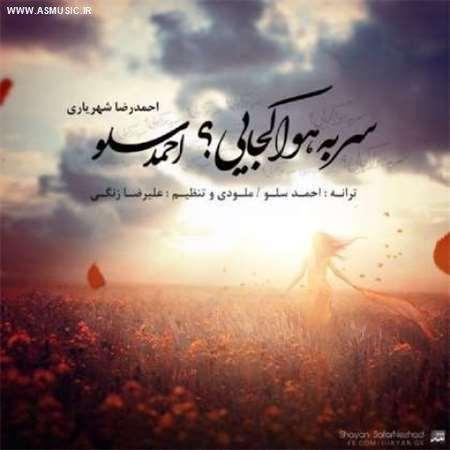 آهنگ جدید احمد سلو به نام سر به هوا کجایی