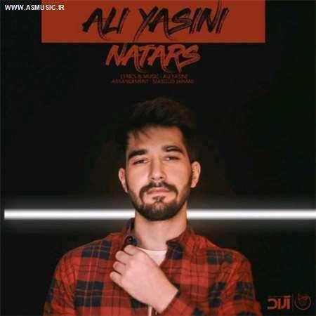 آهنگ جدید علی یاسینی به نام نترس