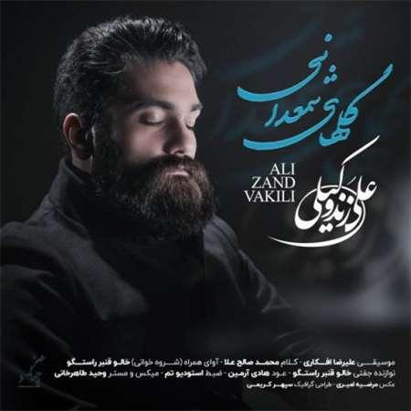 آهنگ جدید علی زند وکیلی به نام گلهای شمعدانی