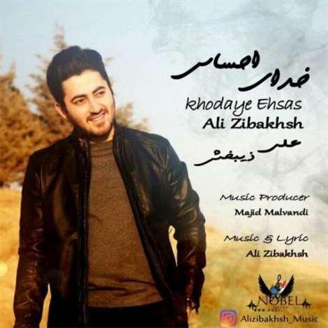 آهنگ جدید علی زیبخش به نام خدای احساس