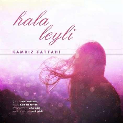 آهنگ جدید کامبیز فتاحی به نام حالا لیلی