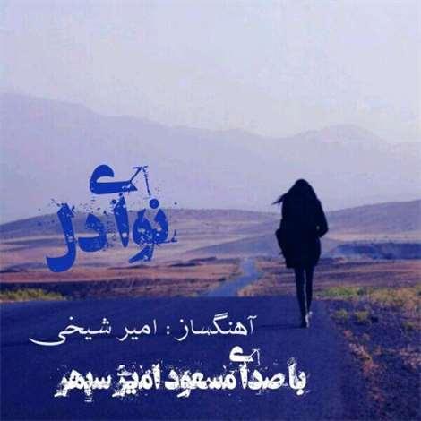 آهنگ جدید مسعود امیر سپهر به نام نوای دل