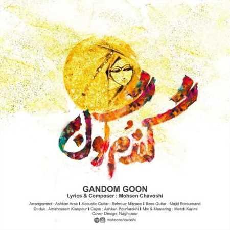 آهنگ جدید محسن چاوشی به نام گندم گون