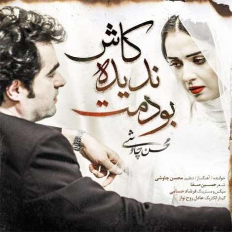 آهنگ جدید محسن چاوشی به نام کاش ندیده بودمت