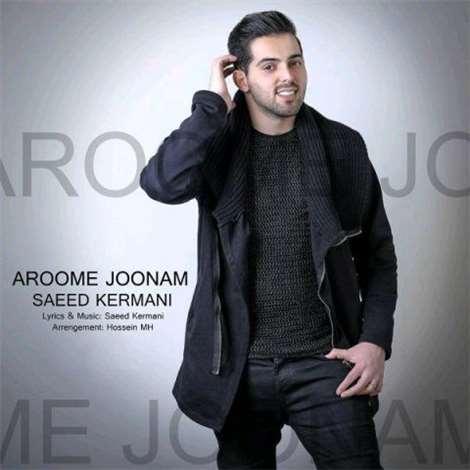 آهنگ جدید سعید کرمانی به نام آروم جونم
