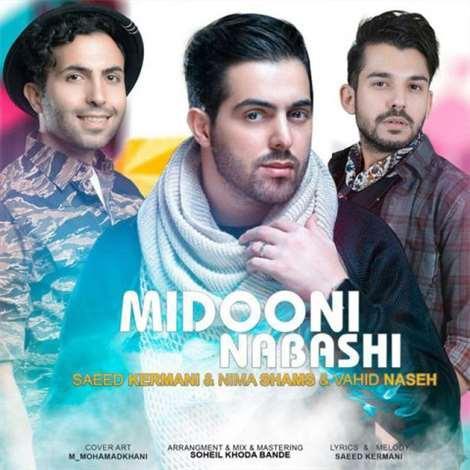 آهنگ جدید سعید کرمانی و نیما شمس و وحید ناصح به نام میدونی نباشی